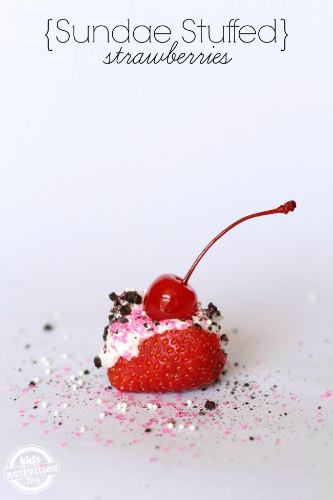 sundae-stuffed-strawberries