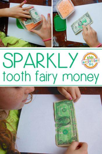 tooth fairy money ised