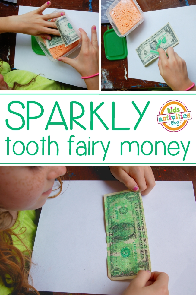 tooth fairy money ised