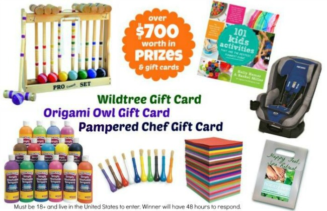 ultimate guide to family fun giveaway