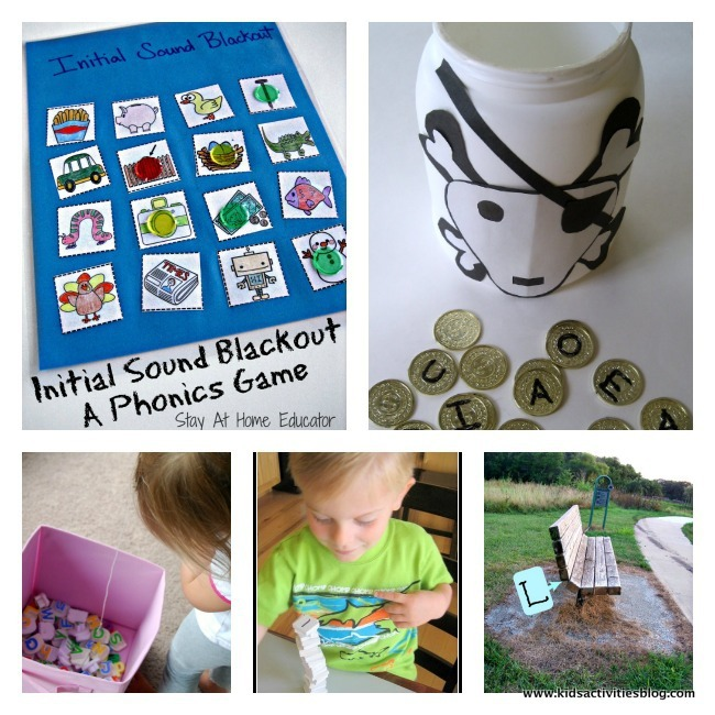 1-learning letters and sounds games