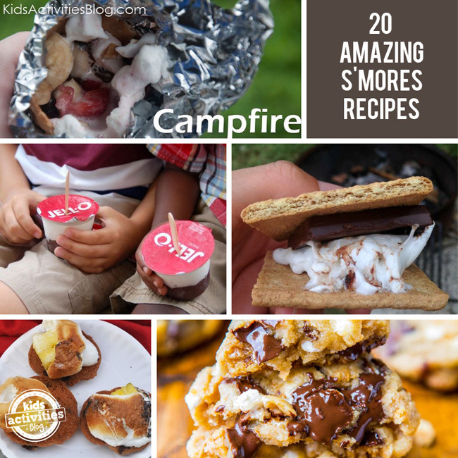 20 S'mores Recipes