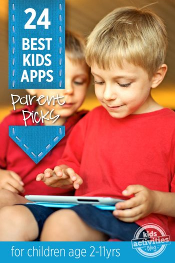 24 best apps for kids