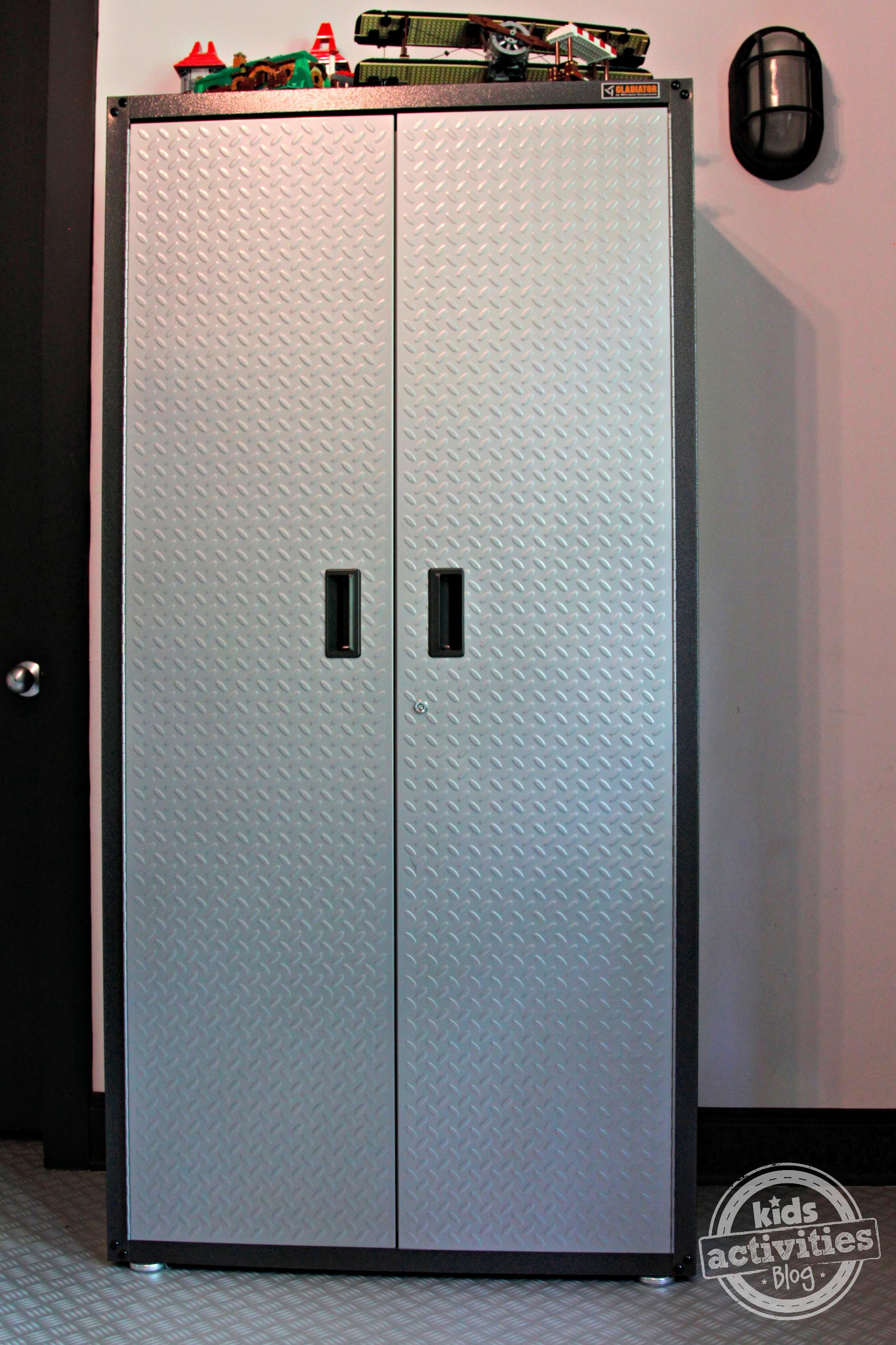 Boys Storage Cabinet - Kids Activities Blog