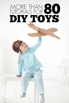 80+ DIY Toys to Make