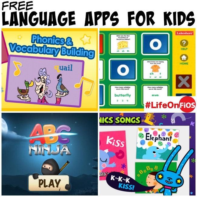 Free Language Apps For Kids