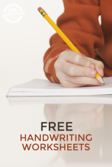 Handwriting-Worksheets