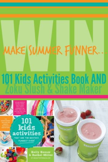 Make Summer Funner Giveaway