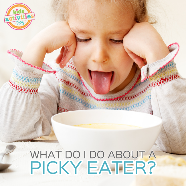 What Do I Do About A Picky Eater?