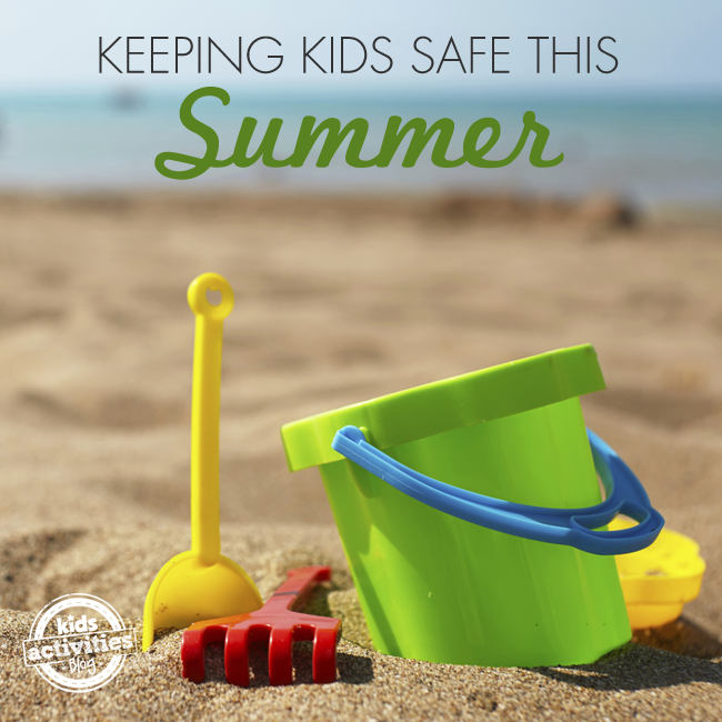 Tools for Keeping Kids Safe This Summer