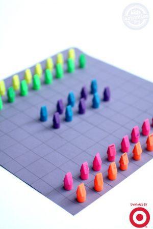 School Supply board game - Kids Activities Blog