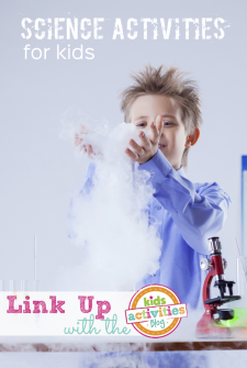 Kids Science Activities ~ Add Yours