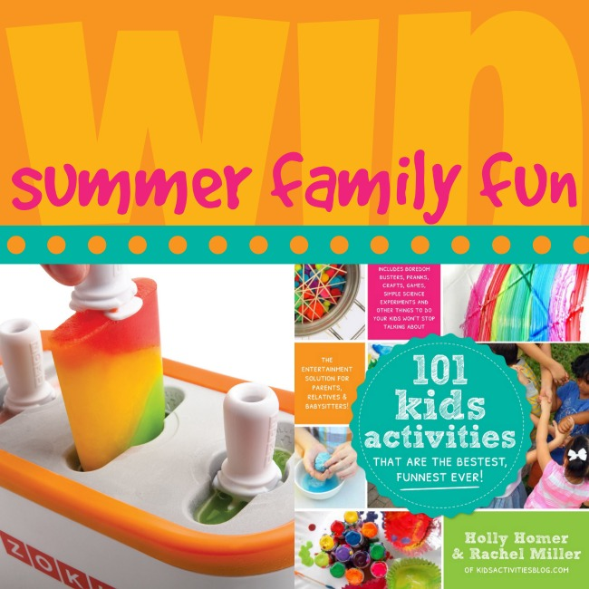 Win summer family fun
