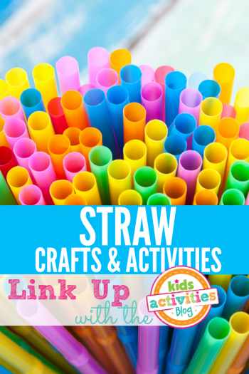 Straw Crafts & Activities - Share YOURS!