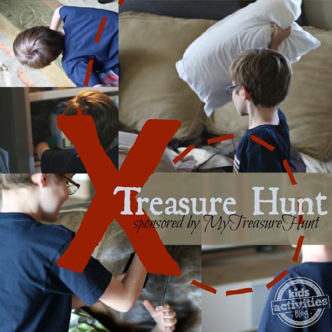 Treasure Hunt - My Treasure Hunt