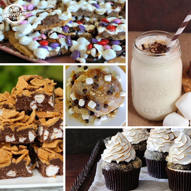 Amazing S'mores Recipes