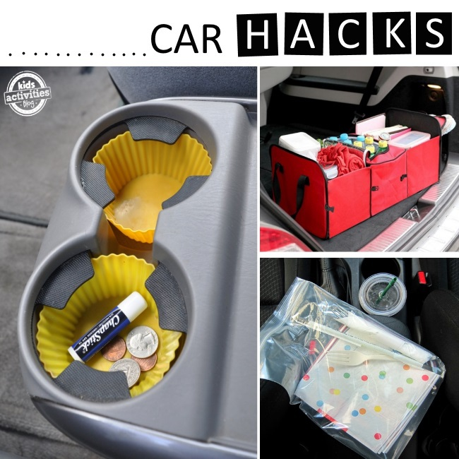 car hacks tricks and tips for families kids activities. Black Bedroom Furniture Sets. Home Design Ideas