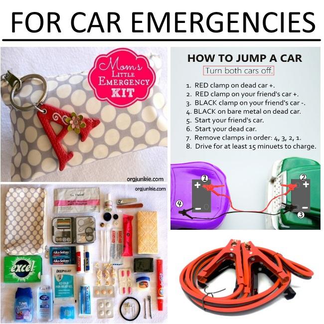 car tips for emergencies
