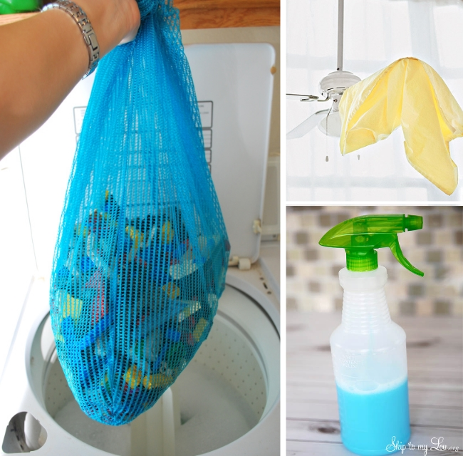 Deep Cleaning Hacks