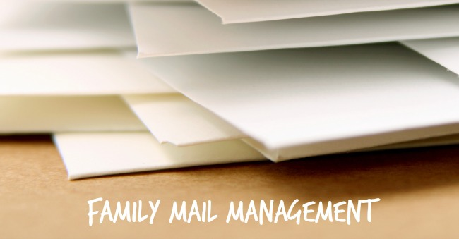 family mail organization
