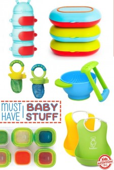 Baby products for busy moms