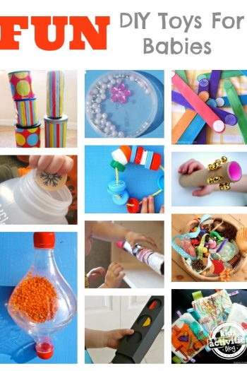 homemade baby toys