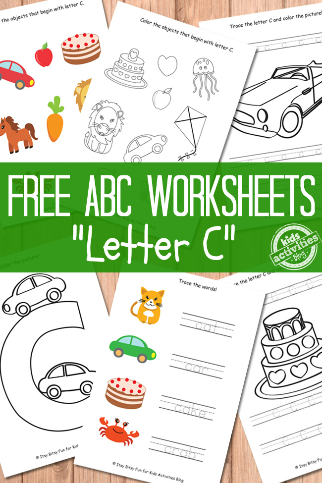Letter C Worksheets Free Kids Printables – Letter C Worksheets Kindergarten