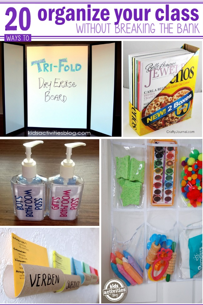 Classroom Ideas For Toddlers ~ Classroom hacks kids activities