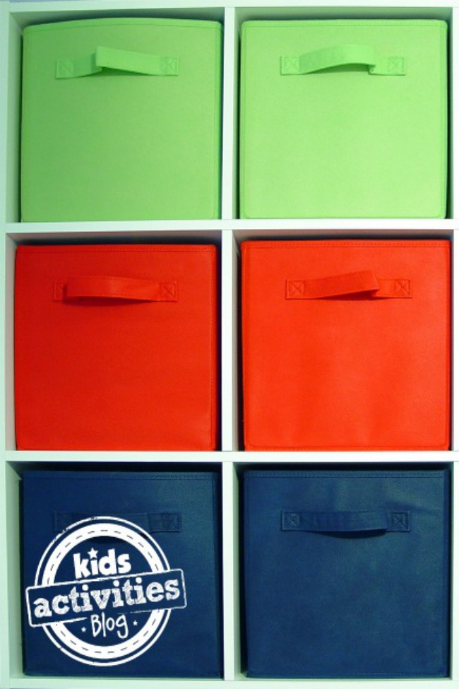 organizing with kids - feature