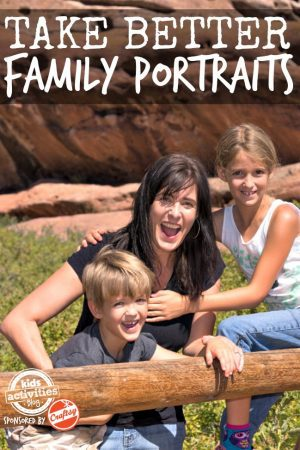 take better family portraits