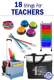 Awesome Things Every Teacher Needs