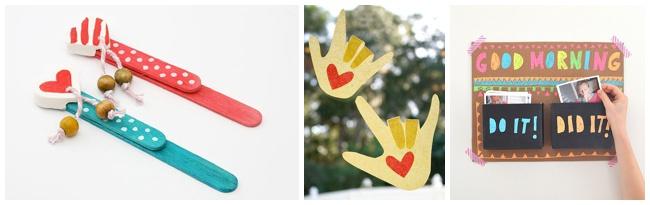 23 back to school crafts from KidsActivitiesBlog