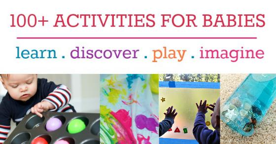 101 Activities for Babies