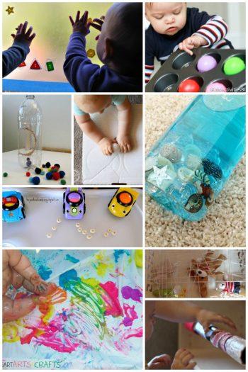 100 Activities for Babies