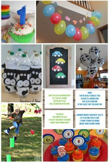 Boy Birthday Ideas feat