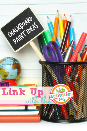 Chalkboard Paint Ideas - Share YOURS!
