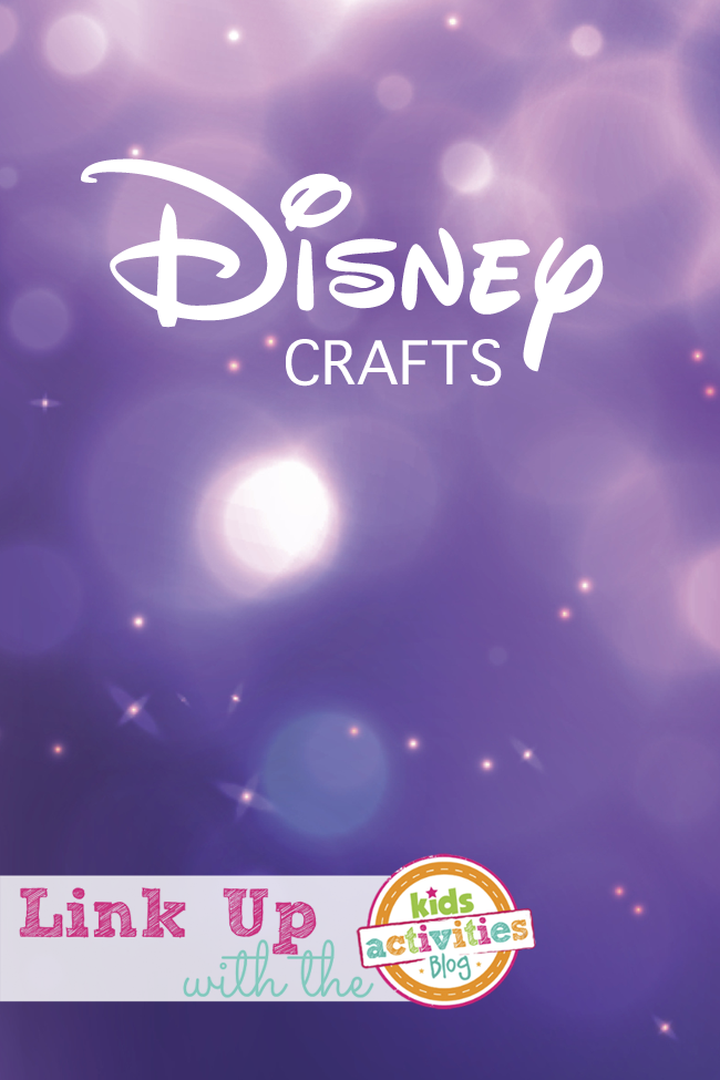 Disney Crafts ~ Add Yours