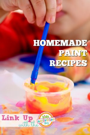 Homemade Paint Recipes - Share Yours!