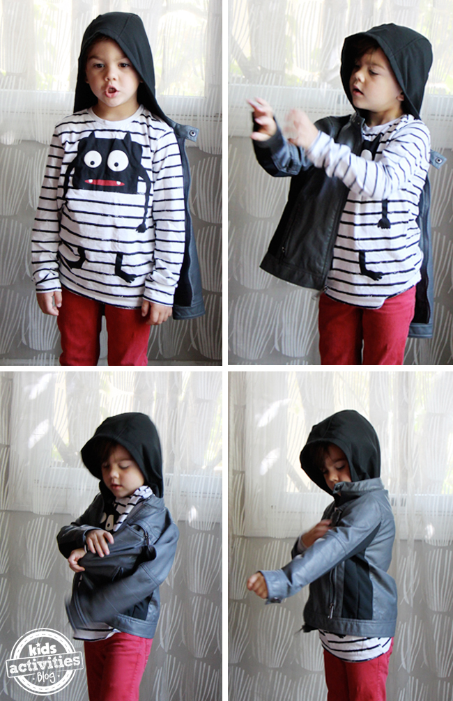 Kid Hacks 2 Easy Ways To Put On A Jacket Without Help