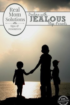 Jealous-step-parents