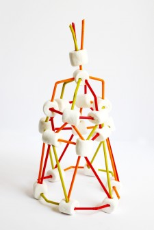 Jumbo Marshmallow Tower feature