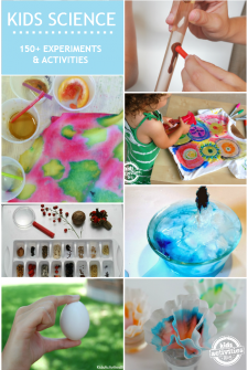150 Kids Science Activities