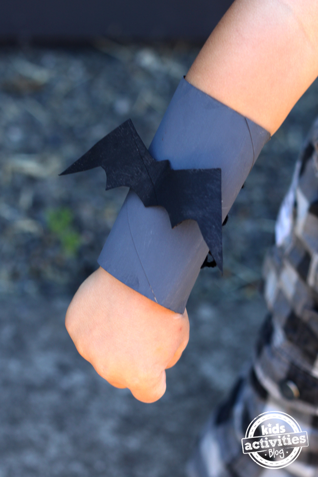 Superhero Cuff Craft
