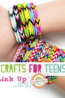 Crafts for Teens ~ Add Yours