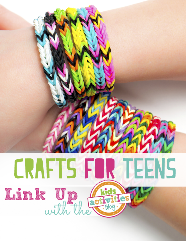 Crafts for Teens - Share Yours!