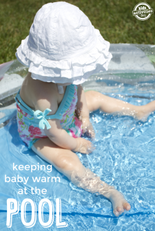 How Can I Keep My Baby Warm In The Pool?