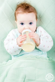 baby refuses bottle