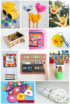 25 back to school crafts