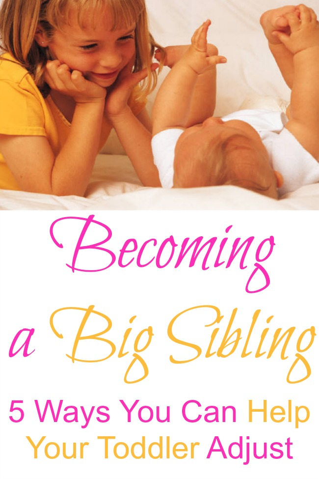 becoming a big sibling