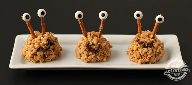 Cereal Monsters treats for kids